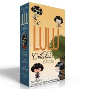 The Lulu Collection Boxed Set NEW w/Remainder Mark